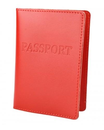 Кожаная обложка для паспорта ST Натуральная кожа