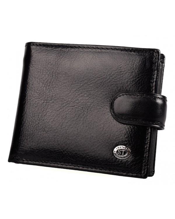 Мужской кожаный кошелек правник ST