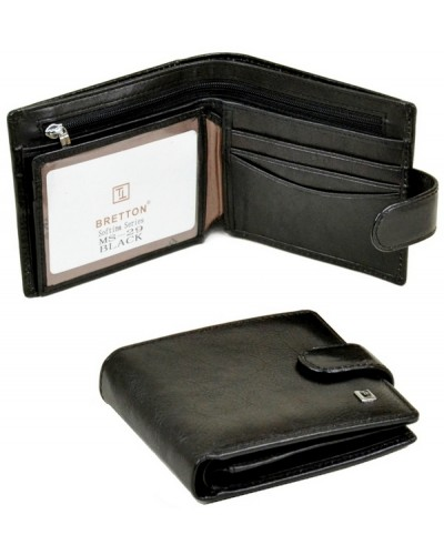 Мужской кожаный кошелек Bretton