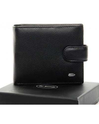 Мужской кожаный кошелек Dr. Bond