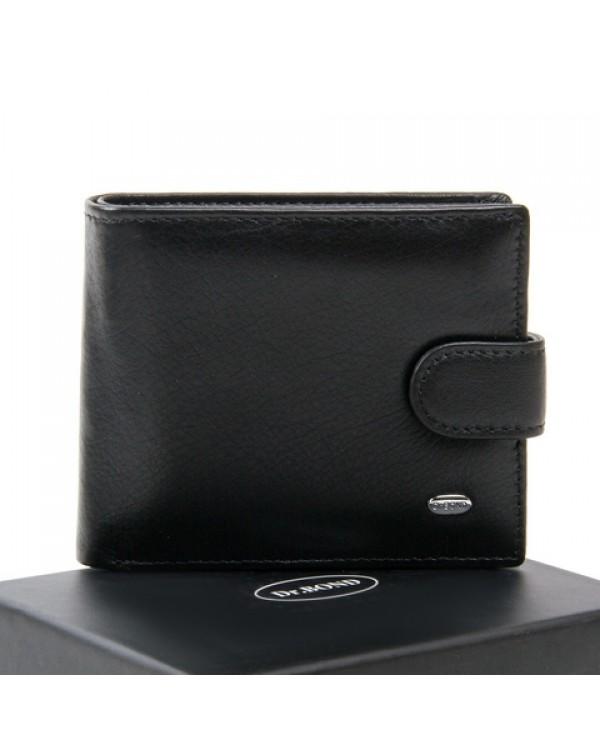 Мужской кожаный кошелек Dr.Bond