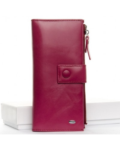 Женский кожаный кошелек Dr.Bond