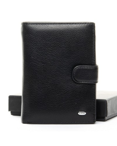Мужской кожаный кошелек портмоне Dr. Bond Под документы