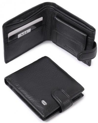Мужской кожаный кошелек портмоне Dr. Bond