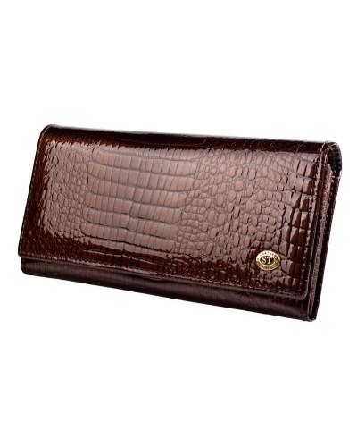 Женский кожаный кошелек ST